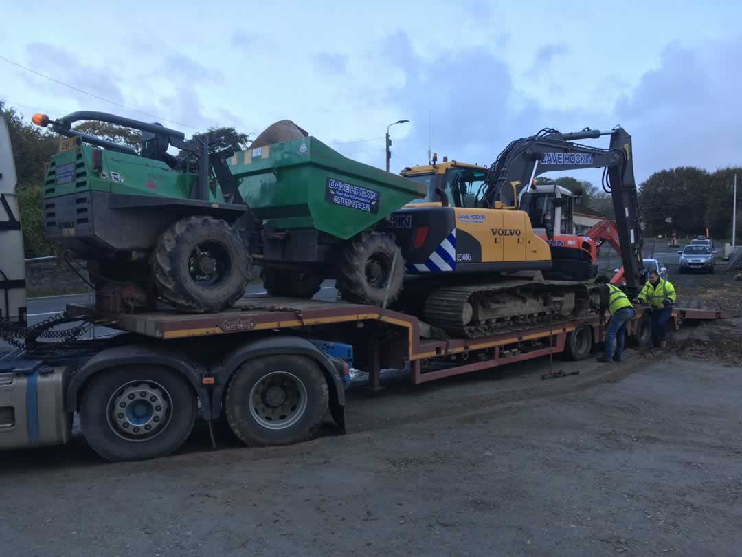 Dave Hocking Plant Hire
